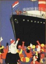 Postcard   Anoniem - Sinterklaas