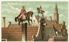 Postcard | Jan Schenkman (1806-1863) - Sinterklaas