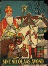 Postcard | Anoniem - Sinterklaas