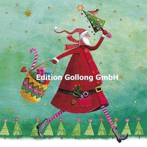 Mila Marquis Postcard Christmas | Nikolaus
