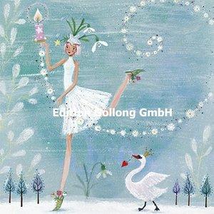 Mila Marquis Postcard Christmas   Ice Princess
