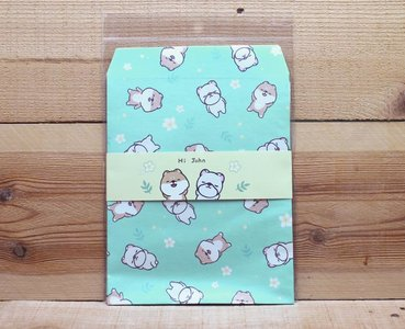 Hi John Gift Envelopes Set