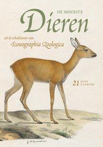 De mooiste dieren uit de schatkamer van Iconographia Zoologica
