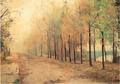 Postcard | Autumn, 1883