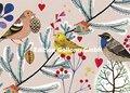 Mila Marquis Postcard | Birds
