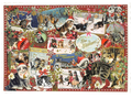 Postcard Edition Tausendschoen Christmas - Fijne Feestdagen