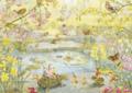 Postcard Molly Brett | Garden Magic