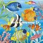 Carola Pabst Postcard | Fishes