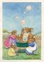 Postcard Margaret Tempest   Soap Bubbles