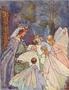 Postcard Margaret Tarrant | The Sleeping Beauty