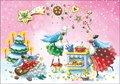 Nina Chen Double Card | Christmas Bakery