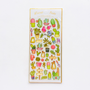 Puffy Epoxy Stickers | Lunar Tears Cactus