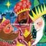 Caroline Bonne-Müller Postcard Christmas | Holy Three Kings