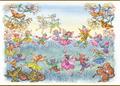 Postcard Molly Brett | 'The Runaway Fairy'