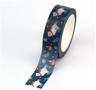 Washi Masking Tape | Skiing Polarbear