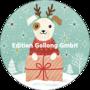 Round Postcard Shutterstock Christmas | Dog