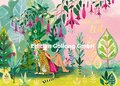 Mila Marquis Postcard | Nimm dir Zeit (Reading Woman)