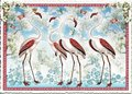 Postcard Edition Tausendschoen | Flamingo Behr Design