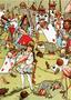 Postcard Alice in Wonderland | W.H. Walker