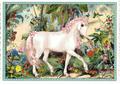 """PK 510 Tausendschön Postcard   Behr Design """"Unicorn"""""""