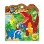 Sticker Flakes Sack Mindwave | Dinosaur