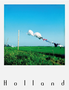 Pola Holland Postcard | Waslijn in de polder
