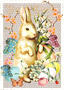 Postcard Edition Tausendschoen | Easter Bunny
