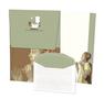 Writing Set | Vrouw met parelsnoer, Johannes Vermeer