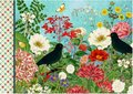 Geïllustreerd notebook Gwenaëlle Trolez Créations - Fleurs