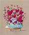 L'Atelier de Papier Aquarupella Postcard | Hérisson_