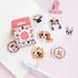 Sticker Flakes Box | Wang Dogs_