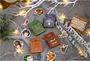 Sticker Flakes Box Yuxian   Merry Christmas_