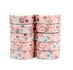 Washi Masking Tape | Pink Flower_