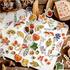 Sticker Flakes Box | Autumn Leaves_