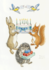 Postcard Molly Brett | Rabbit And Squirrel Holding Birthday Cake _