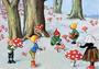 Postcard | Vintage Gnome_