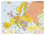 Postcard | Kaart Europa_