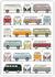 Postcard | Volkswagen Bus_