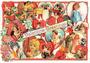 Postcard Edition Tausendschoen | Valentine Greeting_