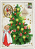 Postcard Edition Tausendschoen Christmas   Christmas Tree_