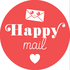 5 Stickers | Happy Mail_